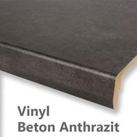 Vinyl Beton Anthrazit