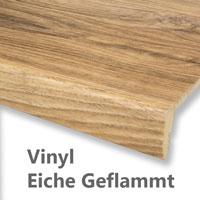 Vinyl Eiche Geflammt