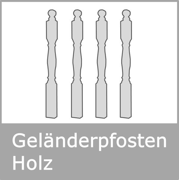 Neues Treppengeländer Holz Kosten ~ Treppengeländer  Alte Treppe neu