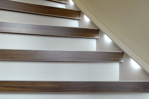 Treppenrenovierung mit trepsa