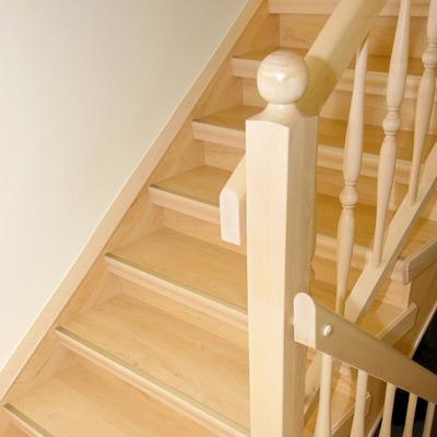 Treppengeländer Ahorn Maple