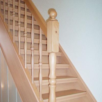 Treppengeländer Pfosten
