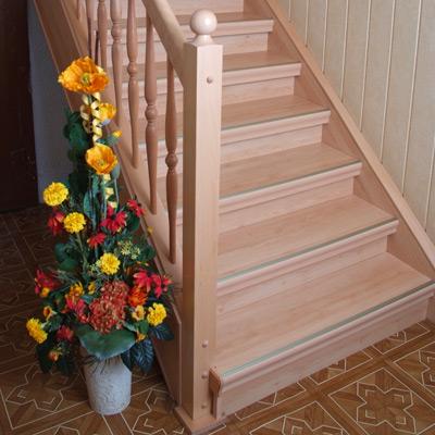 Treppengeländer Pfosten Flower