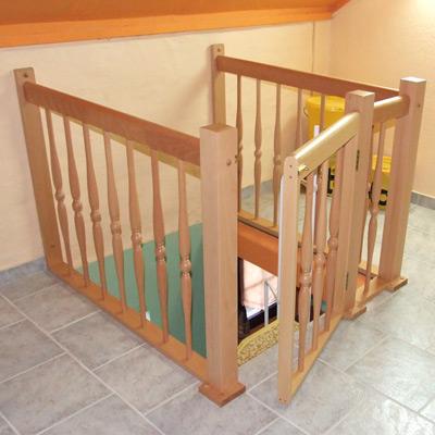 Treppengeländer Brüstung